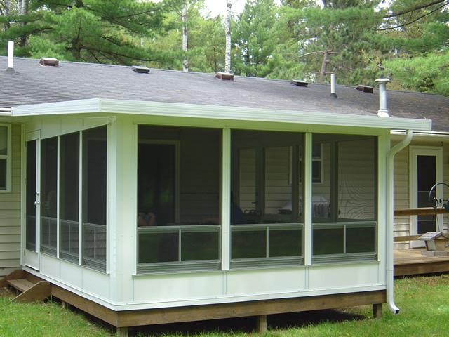 3 Season Sunrooms Deck Amp Shade Solutions